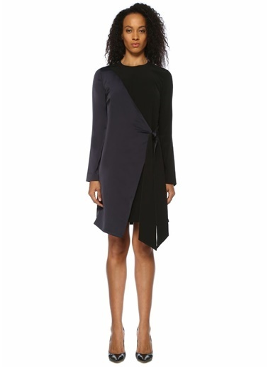 Victoria Victoria Beckham Elbise Siyah